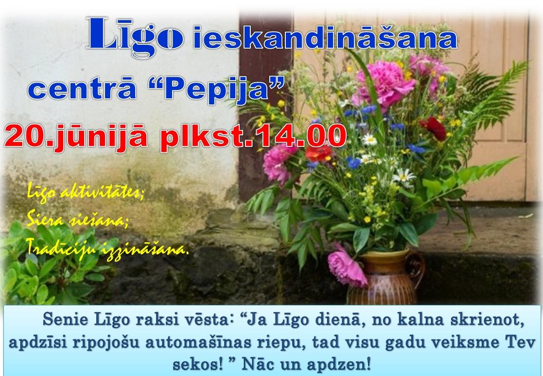 LĪGO-afiša
