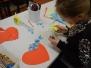 """Pepijas radošā darbnīca bērniem – """"Valentīndienas noskaņās"""""""