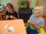 26/08/14 - Radošā darbnīca - Rokassprādzes no krāsainām gumijām