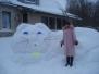 11/02/11 - Sniegavīri pār tīru Latviju