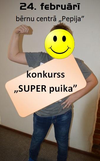 SUPER-puika