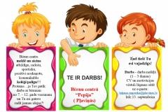 TE-ir-DARBS