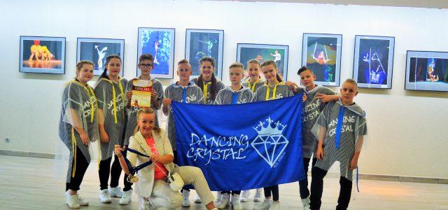 """Deju studijai """"DANCING CRYSTAL"""" grupa """"CRYSTAL"""" 19. oktobrī, Daugavpilī, piedalījās Starptautiskajā konkursā – festivālā """"SAPŅI PIEPILDĀS."""" Konkursā, kā katru reizi, piedalījās dejotāji no dažādām valstīm un pilsētām, dažādu nomināciju talanti, […]"""