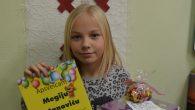 """62000 apmeklētāja bērnu centrā """"PEPIJA"""" 2019. gada 26. novembrī tika sveikta Megija Antanoviča no 7.a klases."""