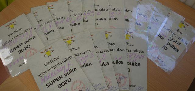 """24., 25. un 26. februārī bērnu centrā """"Pepija"""" norisinājās konkurss """"SUPERpuika 2020"""" starp 1. – 7. klašu zēniem. Konkurss noritēja ar 9. uzdevumiem – praktiskie un teorētiskie. Savu izturību, attapību, […]"""